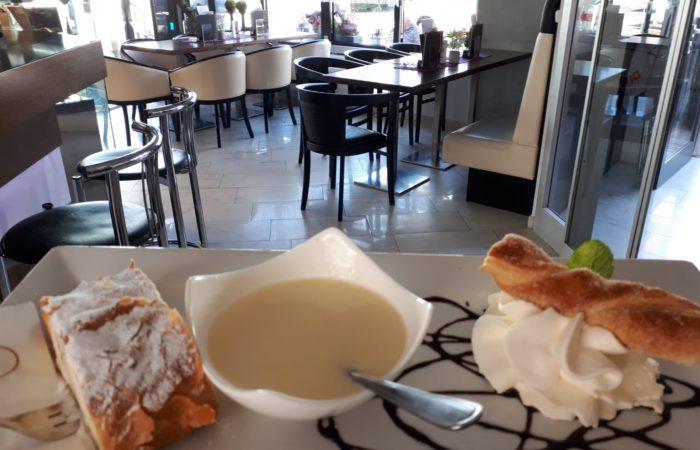 Mehlspeisen Cafe Goldmark